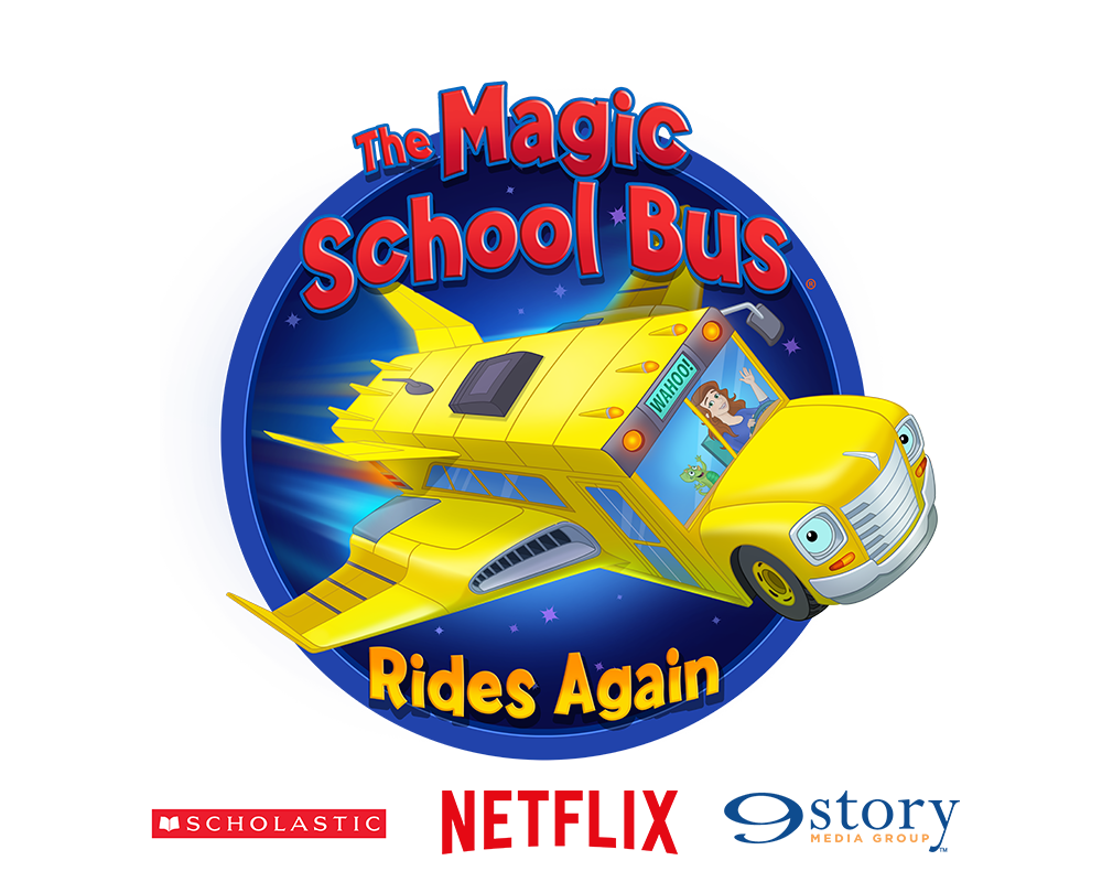 07568cd445ac The Magic School Bus