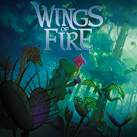 Wings of Fire Poison Jungle