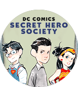 DC Comics Secret Hero Society
