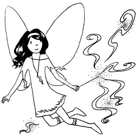 Coloring pages of rainbow magic fairies coloring pages for Rainbow magic fairy coloring pages