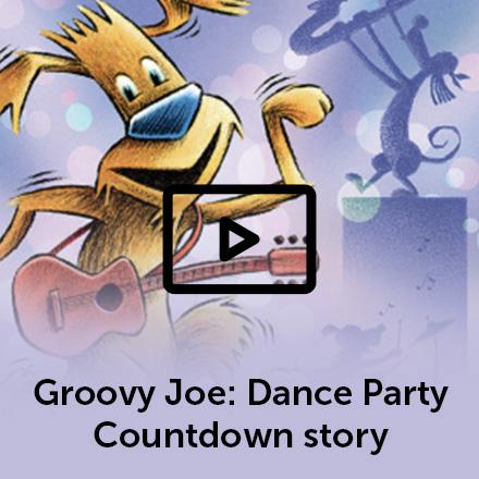 Groovy Joe   Scholastic Kids