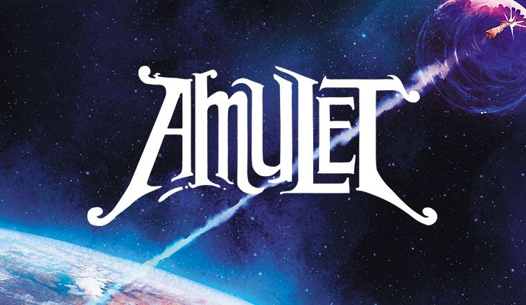 Amulet Graphic Novel Scholastic Kids