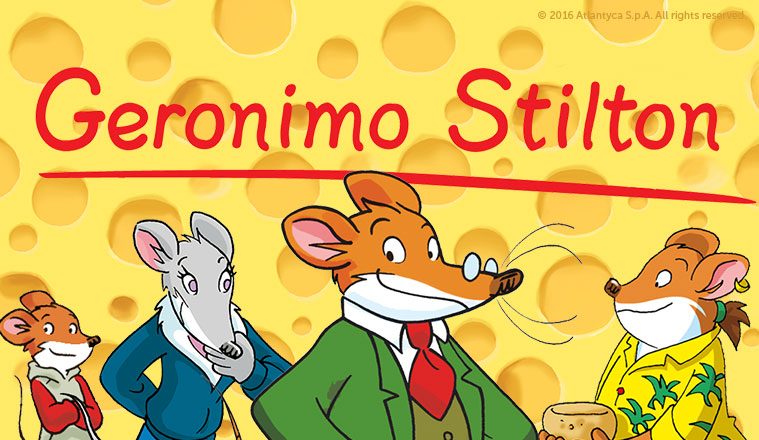 Kids Books Like Geronimo Stilton