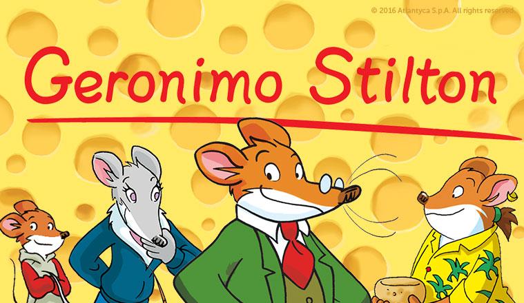 Image result for geronimo stilton
