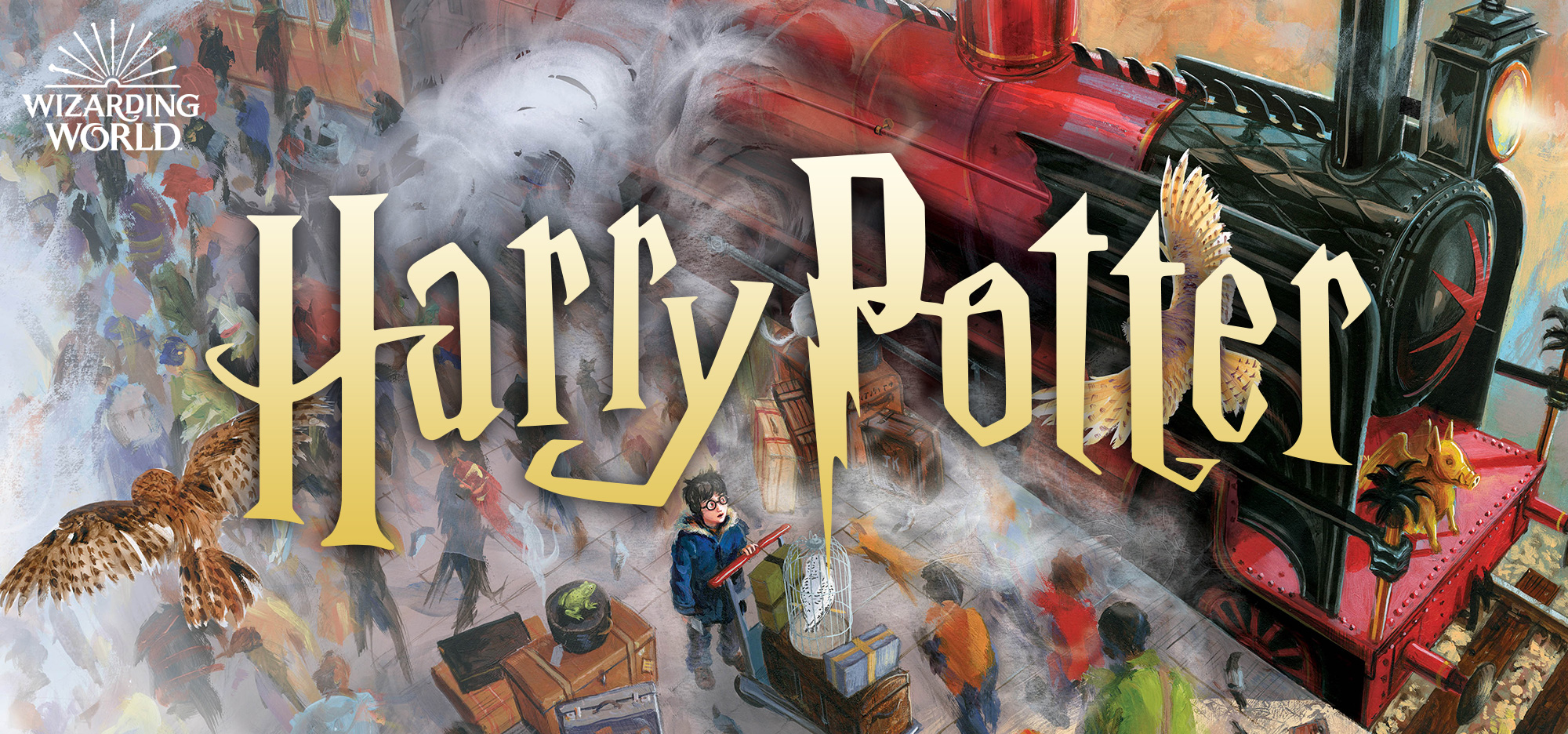 Harry Potter Scholastic Kids