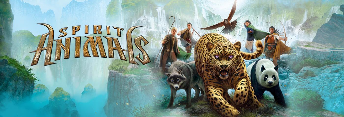 Spirit Animals | Books, Game | Scholastic Kids