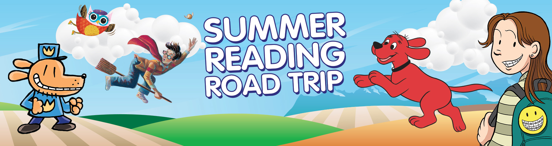 Northeast Road Trip >> Summer Reading Road Trip Northeast