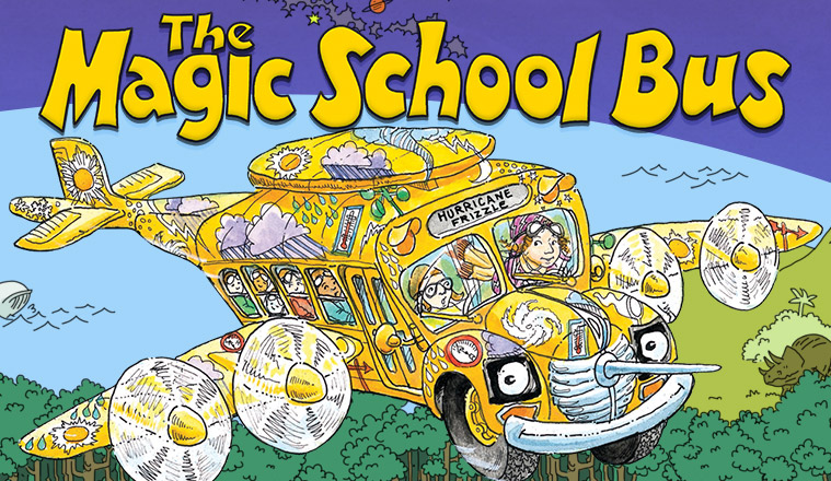 The Magic School Bus | Books, Experiments, Printables, Apps