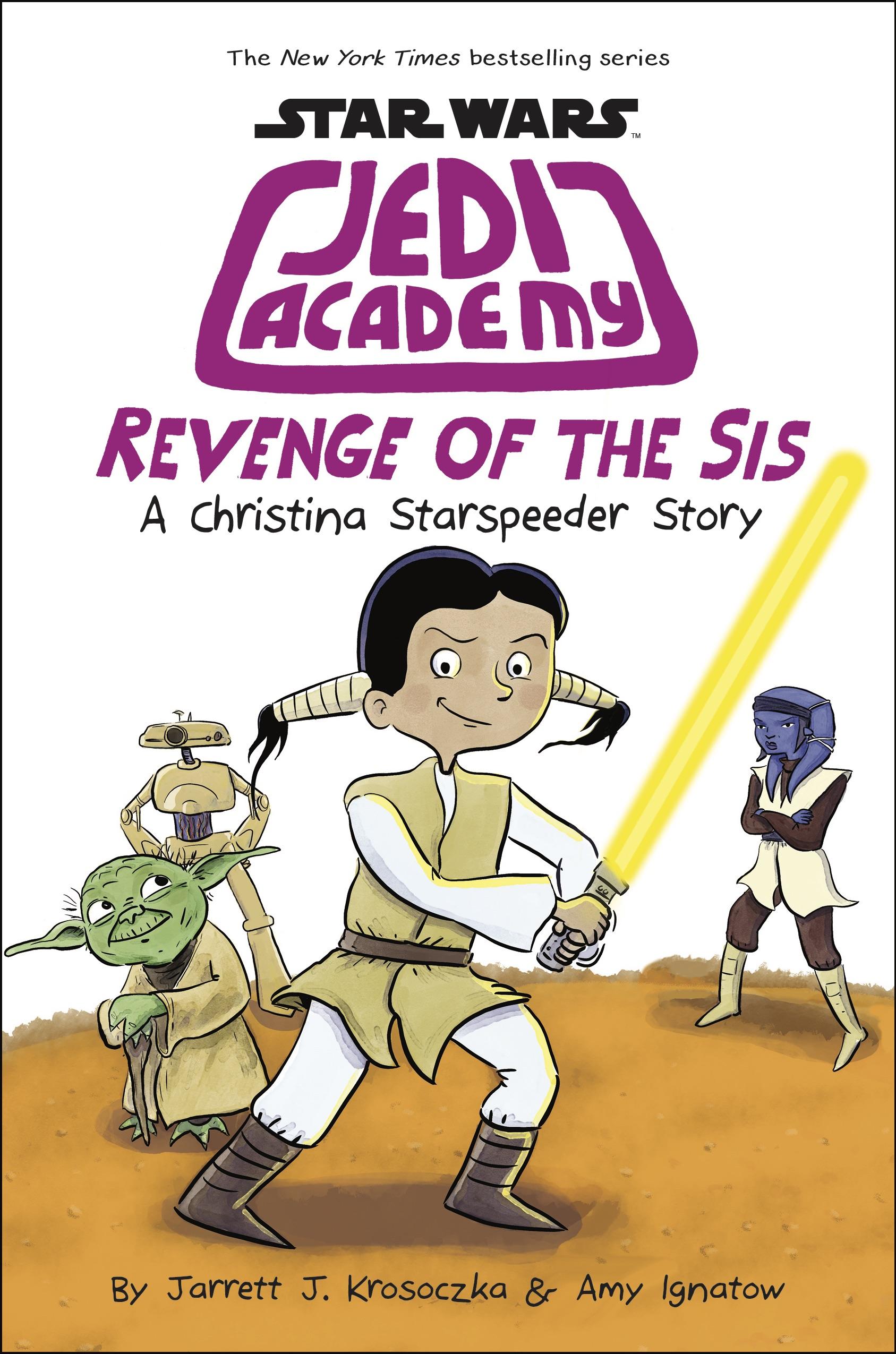 Star Wars Jedi Academy | Scholastic Kids
