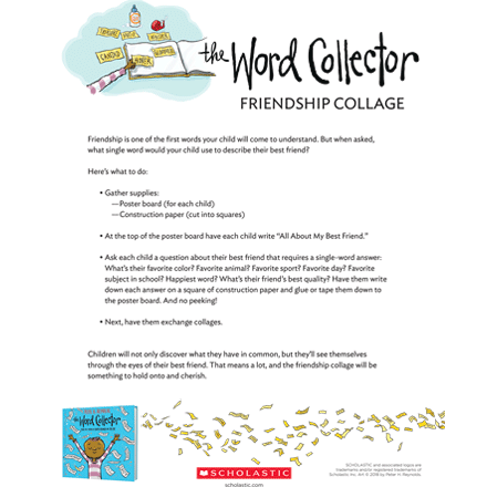 Coll019830 001 The Word Collector Best Friends Day Downloadablerevindd